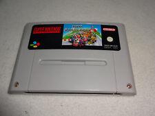 Super Mario Kart SNES Super Nintendo Spiel nur das Modul