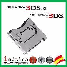 LECTOR DE CARTUCHO NINTENDO 3DS / 3DS XL SLOT SOCKET RANURA JUEGOS CARTUCHOS