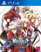 PS4 BLAZBLUE CHRONOPHANTASMA EXTEND PlayStation 4 Japan F/S