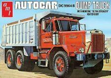 AMT 1150 F/s AUTOCAR Dc9964b Dump Truck Model Kit