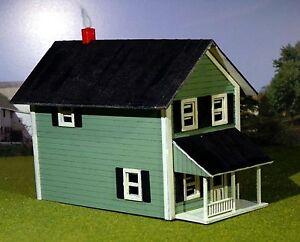 S Scale Company House Kit