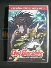 17216 // GET BACKERS EPISODES 1 A 5 DVD NEUF