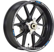 Adesivi Moto - Adesivi cerchi per BMW 1000RR - stickers wheels