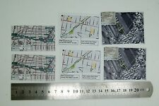 LB-28 1/6 Scale HOT Map 6 Pieces TOYS NEW (X56-07)