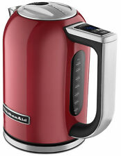 KitchenAid Stainless Steel Electric Variable Temp Water Kettle RKEK1722ER Red