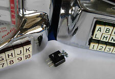 New 3 Prong Wallbox Connector Plug Seeburg 3W1 3WA Jukebox