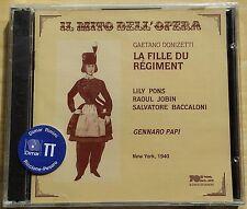 GAETANO DONIZETTI - LA FILLE DU REGIMENT - CD SIGILLATO (SEALED)