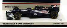 Minichamps Williams F1 Showcar 2012 - Bruno Senna 1/43 Scale