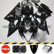 Aftermarket Suzuki Fairing Kit For GSXR1000 2005-2006 K5 Black ABS Injection Set