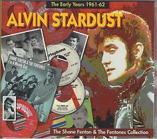 ALVIN STARDUST - THE EARLY YEARS '61-62 CD (Shane Fenton collection) TELC CD003