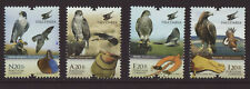 Portugal 2013 MNH - Falconry - set of 4 stamps