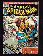 Amazing Spider-Man #126 ~ Romita Sr. Art / Kangaroo ~ 1973 (7.0) WH