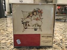 1976 Holly Hobbie ~ Christmas Cards ~ 25 Cards & Coordinated Envelopes ~ Sealed