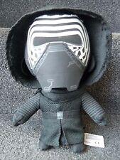 "Star Wars The Force Awakens 8"" Plush Kylo Ren Talking Sound FX Soft Droid Toy"