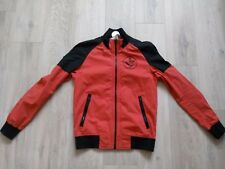 G-STAR RAW CORRECT JACKET PREMIUM RED BASEBALL LIMITED G STAR BOMBER CARGO M