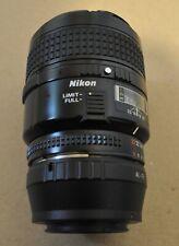 Nikon AF Micro NIKKOR 60mm f/2.8 1:2.8 Lens