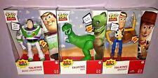 Disney Toy Story WOODY / BUZZ / REX TALKING FIGURES **NEW**