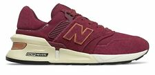 New Balance Men's 997 Sport Shoes Red