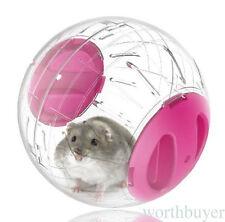 Hamster Übung Ball Jogging Ball Kunststoff Laufkugel Durable Pet Spielzeug