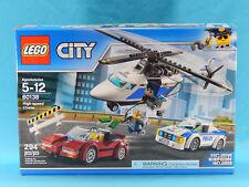 Lego City 60138 High-speed Chase 294pcs New Sealed 2017