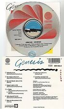 GENESIS abacab CD ALBUM west germany VERTIGO 800 044-2 p. gabriel phil collins