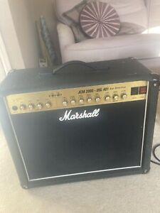 Marshall JCM2000 DSL401 All valve guitar amp