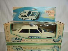 HT TOY HONG KONG 828A VOLVO 242 DL - POLICE PD - BATTERY L26.0cm - GOOD IN BOX