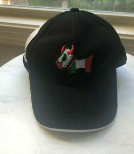Rare Scotty Cameron/Titleist Golf Bulldog Hat, Cap - black