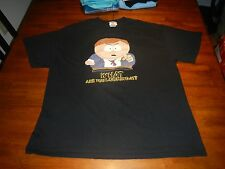 south park eric cartman what are you looking at? t shirt mens 2xl comedy central