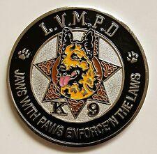 Las Vegas Metropolitan Police Department K-9 Unit Patrol - Explosive - Narcotics