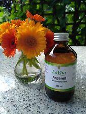 Bio Olio di Argan spremuto a freddo,KBA ,250 ml Cura della pelle LAVITA capelli