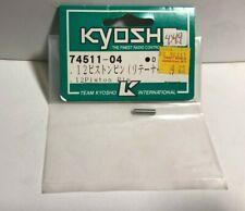 Kyosho 74511-04 Piston Pin for Nitro Engine GT12 .12 NIP RC