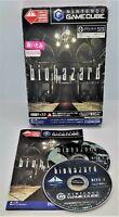 Biohazard (Resident Evil) for Nintendo GameCube NTSC-J JAPANESE TESTED