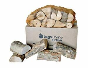 Hardwood Kiln Dried Ash Firewood Logs for fire Pit / Chunky Logs for Barbeque
