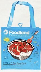 HAWAII  FOODLAND REUSABLE SHOPPING BAG