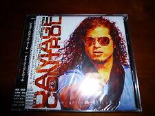 Jeff Scott Soto / Damage Control JAPAN+1 CD+DVD Takara Talisman W.E.T. NEW!!! *W