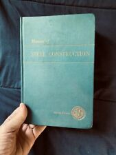 AISC Steel Construction Manual 1970