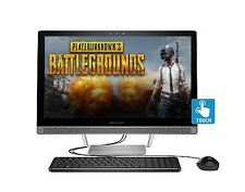 "HP 27"" All-in-One Gaming Computer Intel Core i7 16GB 1TB NVIDIA GeForce Graphics"