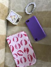 Assorted Kids Accessories Four Pieces (Includes iPod TouchCase)