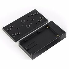 Np-F970 F750 F550 Sony Battery Plate Cheese Plate Power Station Case Box Diy kit