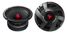 """Pioneer 6.5"""" Car Mid-Bass Midrange Drivers PRO Series 500 Watts TS-M650PRO (2)"""