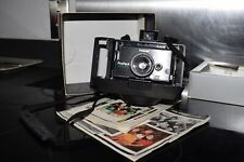 Polaroid EE 100 Land Camera with Flash - Good Condition, Tested