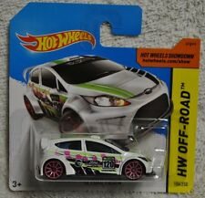 Hot wheels Treasure Hunt - '12 Ford Fiesta