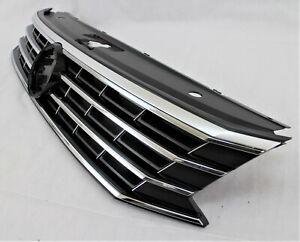 new front bumper cover main upper grille fits 2016-18 PASSAT  S SE SEL
