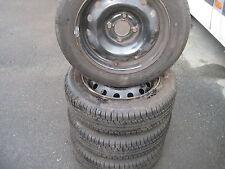Satz Som-Reifen auf Stahlfelgen  Peugot 406 165/65R14 79T
