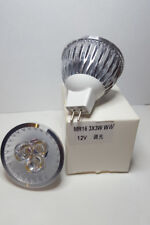 Pack x8 MR16 3X3W LED Bulbs Downlight Spot light Lamp Warm White DC12V AU local