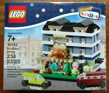 Lego 40143 Bricktober Bakery Toysrus Exclusive Brand New Sealed Free Shipping