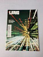 Lens Magazine September/October 1978 - Vintage Photography Magazine