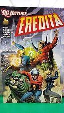 DC Universe Eredità n.1 - DC Miniserie 5 - RW Edizioni Lion SC43