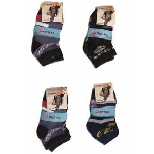 Lot 6 paires  socquettes garçon ,chaussette enfant ,chaussettes coton